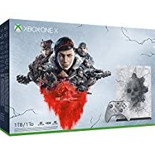 X Box One X: Gears of War 5 Limited Edition with Gear5 DLC Game