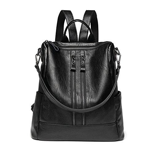 RFVBNM Frauen Rucksack Mode kausal Taschen hochwertige Damenrucksack weiblichen Schultertasche Drucken einfache portable Single-Schulter Gepäck Mumie Rucksack Bestes Geschenk für Mädchen 29 * 12.5 * 3 C