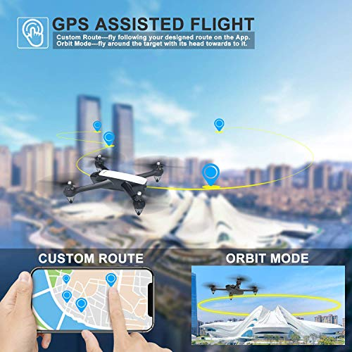 Zoom IMG-3 potensic drone gps brushless con