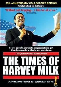 The Times Of Harvey Milk [1984] [DVD]