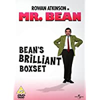 Mr Bean - Series 1: Volume 1-4