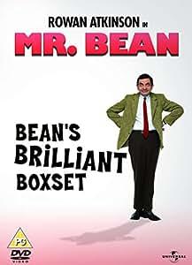 Mr Bean - Series 1: Volume 1-4 (Digitally Remastered 20th Anniversary Edition) [DVD]