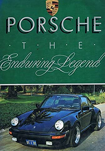 Porsche: The Enduring Legend (The enduring legends) by Nicky Wright (1991-12-02)