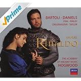 Handel: Rinaldo - complete opera (Original 1711 Version) HWV7a (3CDs) (3 CDs)