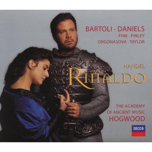"Handel: Rinaldo, HWV 7a / Act 2 - ""Lascia ch'io pianga"""