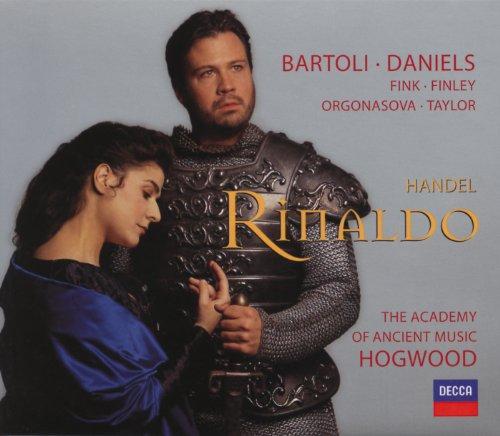 Handel: Rinaldo - complete ope...