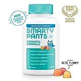 Smartypants Vitamins Prenatal Gummy Vitamins Multivitamin Plus Folati