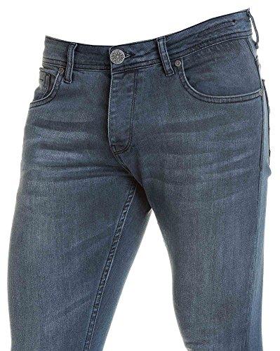BLZ jeans - Jeans klassischer blauer Mann Blau