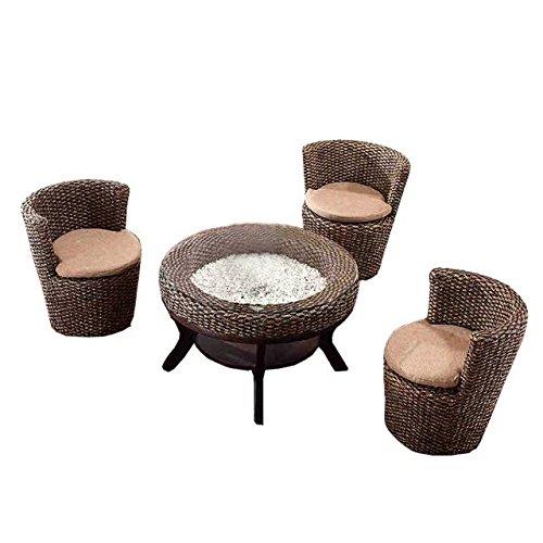Sungao Natürlichen Bambus - Rattan Wicker Sofa Set/Sofa Suite/Sofa Satz/schlafsofa /Sofa Ecke/Couch / sitzer/Sessel / couchtisch/teetisch / couchtisch/beistelltisch / Ende Tabelle -