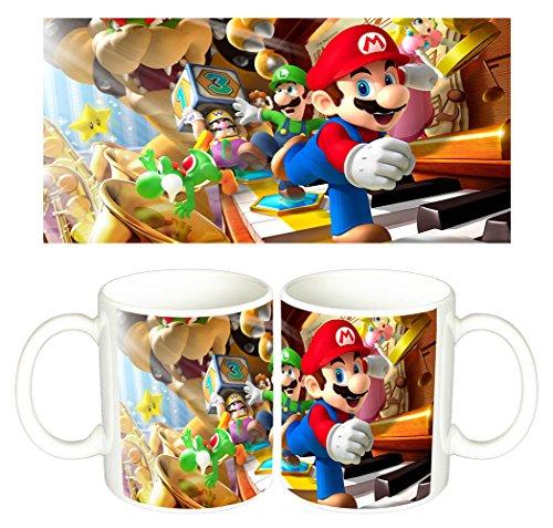 Super Mario Bros A Tazza Mug