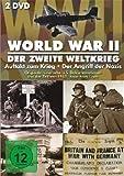 Der Zweite Weltkrieg - Auftakt zum Krieg / Der Angriff der Nazis - 2 DVD