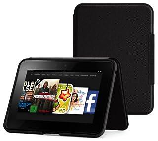 Amazon Kindle Fire HD Lederhülle (2. Generation - 2012 Modell), Onyx-Schwarz (B007T3CFP4) | Amazon price tracker / tracking, Amazon price history charts, Amazon price watches, Amazon price drop alerts