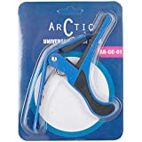 Arctic One Handed Trigger Alloy Guitar Capo Quick Change For Ukulele, Electric And Acoustic Guitars (Multicolor)