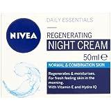 NIVEA Visage Regenerating Night Cream - 50 ml