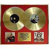 Everythingcollectible The Notorious B.I.G Double CD Disco de Oro & Foto Display/Edicion LTD/