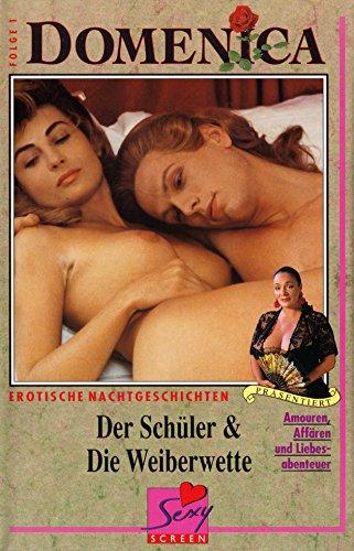 Preisvergleich Produktbild Domenica,  Folge 1 - Erotische Nachtgeschichten - Die Schüler & Die Weiberwette
