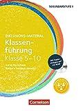 Inklusions-Material: Klassenführung Klasse 5-10: Buch mit CD-ROM