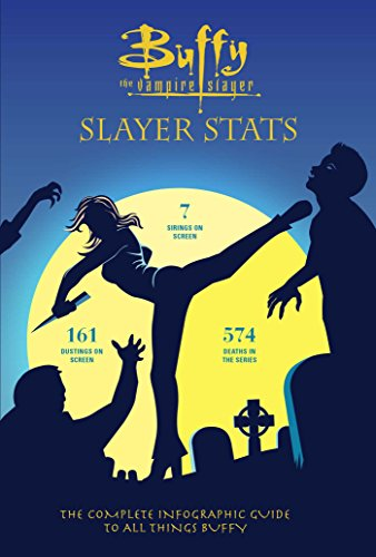 Buffy the Vampire Slayer: Slayer Stats por Steve O'Brien