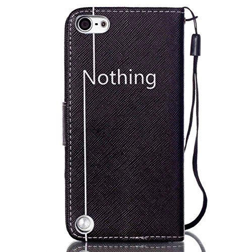 iPhone 4S Coque Portefeuille Cuir Housse Flip Etui,iPhone 4S Coque bleu,iPhone 4S Coque Femme,iPhone 4 / 4S Leather Wallet Case Cover Skin,EMAXELERS iPhone 4S Etui de Protection Case Cover PU Cuir Por Nothing