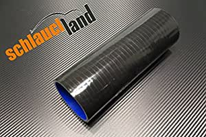 Silikonschlauch 50cm ID 60mm blau*** Unterdruckschlauch Vacuum Hose Verbinder LLK