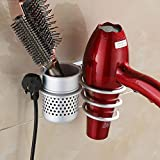 New New Wall Mounted Hair Dryer Drier Co...