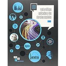 Matematicas Aplicadas a las C. Sociales 1º Bachillerato (Somoslink) - 9788426399571