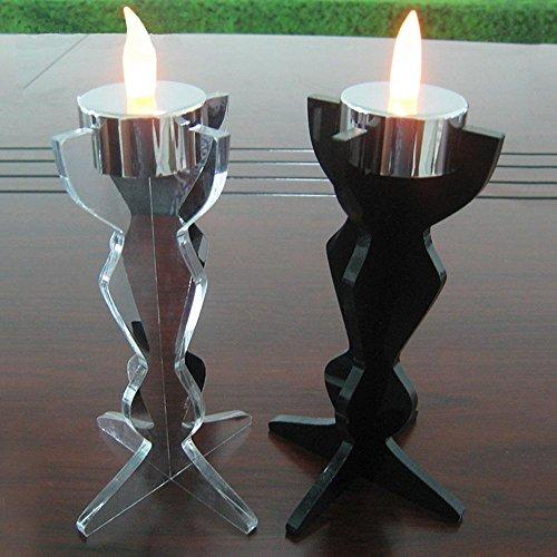 Siete colores sepia LXTX pequeños LED luz nocturna festiva decoración luz de velas