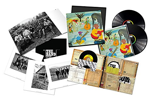 Music from Big Pink (Ltd.50th Anniv.Super Deluxe) [Vinyl LP] (Band-rock)
