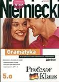 Niemiecki Profesor Klaus 5.0 Gramatyka CD