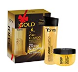Tahe Keratin Gold Total Repair Effekt Set