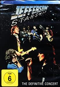 Jefferson Starship - The Definitive Concert