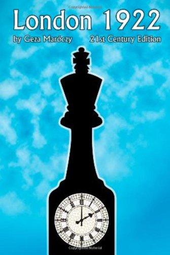 London 1922/The 1921 World Chess Championship Match