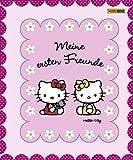 Hello Kitty Kindergartenfreundebuch: Meine ersten Freunde