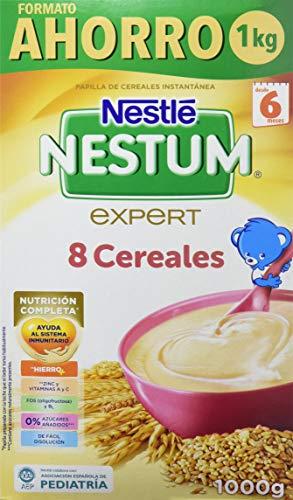 NESTLE - NESTUM 8 CEREALES 1000G
