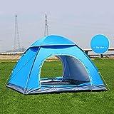 Queta Outdoor Camping Klappstuhl Automatik Zelt 3–4Personen Beach Einfach Speed Offene Doppel Zelt