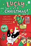 Best Harper Collins Children Chapter Books - Lucky, It's Not Just a Christmas Story! Review