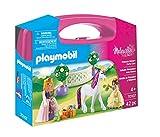 Playmobil Valisette Princesses avec Licorne, 70107