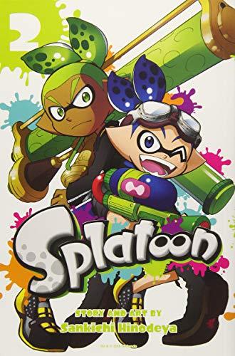 Splatoon, Vol. 2 por Sankichi Hinodeya
