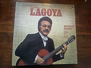 l'extraordinaire alexandre Lagoya - asturias d'albeniz - philips 6521 013