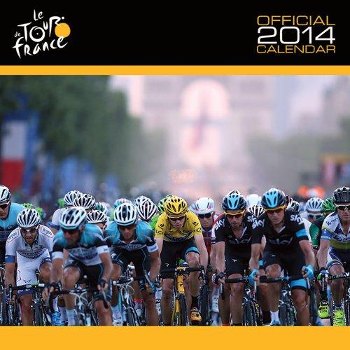 Le Tour De France Official Calendar 2014 Tour De France Kalender