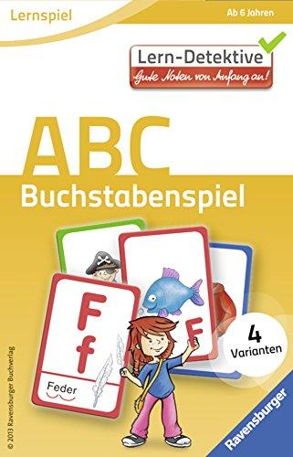 ABC. Buchstabenspiel (Lern-Detektive - Lernspiel) - 3