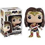 Funko - Figura Pop! Batman V Superman: Wonder Woman