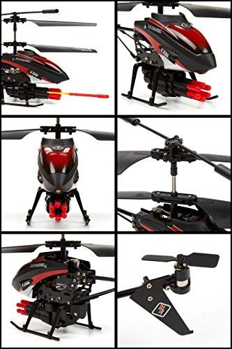 RC Modellbau-Hubschrauber mit Schussfunktion - 6