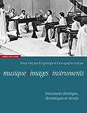 Musique, images, instruments 1- numéro 17 Instruments électriques, électroniques et virtuels (17)