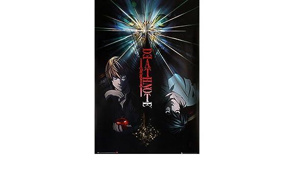 4-HOD622 Death Note 47cm x 35cm,19inch x 14inch Silk Print Poster