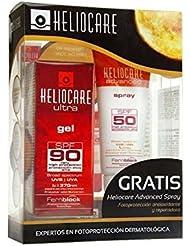 HELIOCARE Ultra Gel SPF90 50ML + Spray SPF50 75ML GRATIS