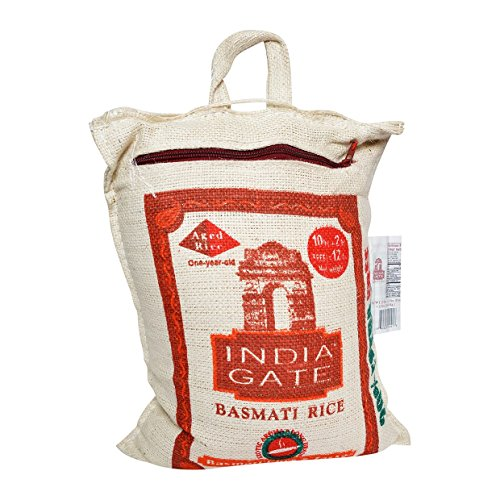 India Gate (India Gate Basmati Rice, 10-Pounds Bags)