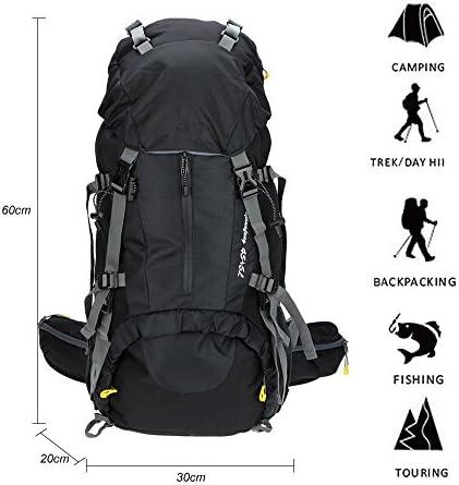 50L Viaggi Zaino Trekking Escursionismo Alpinismo Arrampicata Zaino Zaino Zaino Da Campeggio Per Uomini Donne B07HG5W3K6 Parent | Ufficiale  | Garanzia di qualità e quantità  | Promozioni  568f60