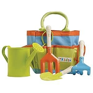 Briers Kids Tool Bag Set, Multi-Colour, 19.95 x 24.7 x 34.15 cm