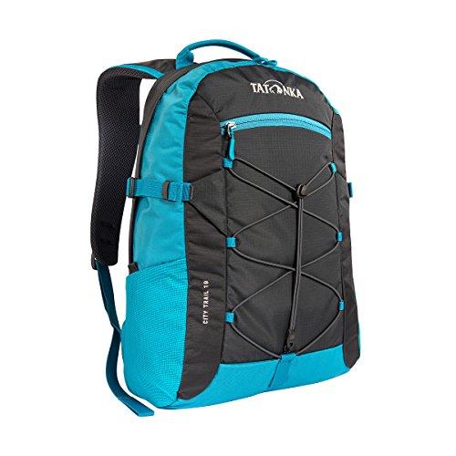 (Tatonka City Trail 19 Rucksack, Ocean Blue, 43 x 28 x 14 cm)